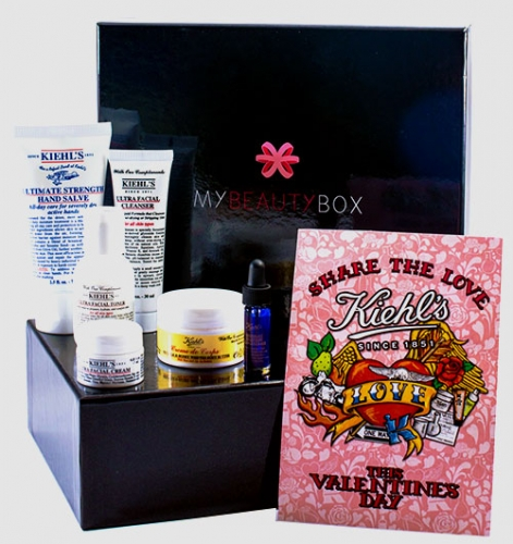 My beauty box