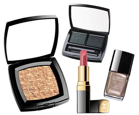 Chanel Christmas 2009 Makeup Collection, Collezione di Makeup Preziosa per Natale