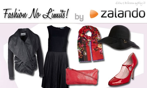 Fashion No Limits by Zalando: un Look per il Giorno e un Look per la Sera